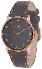 Наручные <b>часы BOCCIA 3254-03</b> — купить по выгодной цене на ...
