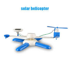<b>6-In-1 Solar</b> Power DIY Toy Robots Helicopter Plane Educational ...