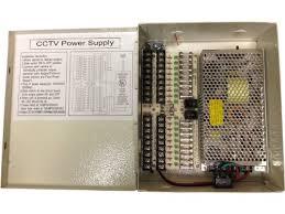 Sale Aposonic A-XPOWERBOX 18-Channel <b>12V 12A DC</b> CCTV ...