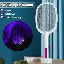 Xiaomi Youpin <b>Qualitell Electric Mosquito Swatter</b> Home Fly ...