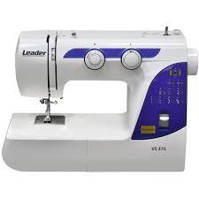 Купить <b>Швейная машина Leader VS</b> 375 в каталоге интернет ...