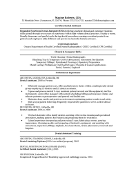 dental assistant resume samples  seangarrette coexpanded functions dental assistant resume sample