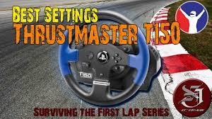 Best <b>Force Feedback</b> Settings <b>Thrustmaster T150</b> | iRacing - YouTube