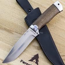 <b>Нож АиР Турист сталь</b> 95Х18, рукоять орех