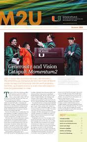mu newsletter by university of miami issuu