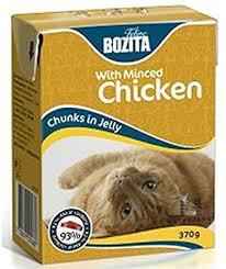 <b>Bozita</b> Adult Cat Food <b>Chunks</b> In Jelly 370G X 16 Pk: Amazon.co.uk ...