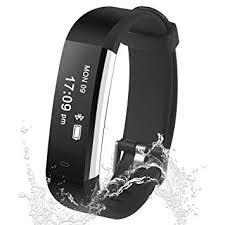 Zosam Fitness Tracker, <b>Smart Bluetooth Watch IP67</b> Waterproof ...