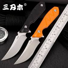 <b>Sanrenmu S761</b> Новый фиксированный <b>нож</b> 8cr13mov лезвие ...