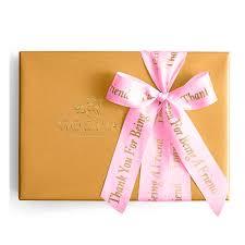 Assorted Chocolate Gold Gift Box <b>36 pc</b>, Personalized <b>Hot</b> Pink ...