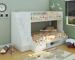 kids double bunk bed bunk bed deluxe 10th