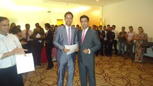 promotion party at hilton new delhi janakpuri hotel it was a great way to encourage team members to work harder and improve their performance in hopes of also getting promoted the celebration was a great