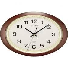 Настенные <b>часы La Mer</b> с бесшумным ходом в наличии