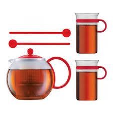 <b>Набор чайный</b> 5 предм. Assam (чайник 1л., кружки 2 шт. <b>0.3л</b> ...