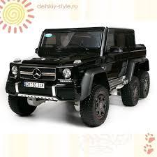 """Купить <b>детский Электромобиль Dongma Mercedes-Benz</b> """"G63 ..."""