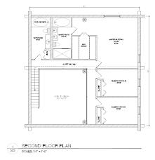 Plans package  x   Log Home Builders Association    b second floor plan h