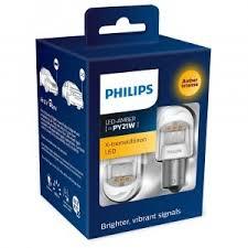 <b>Лампы Philips PY21W</b> - Авто-Лампы