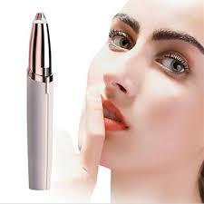 <b>New Design Electric Eyebrow</b> Trimmer Makeup Painless Eye Brow ...