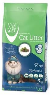 Комкующийся <b>наполнитель VAN CAT Pine</b> с ароматом соснового ...