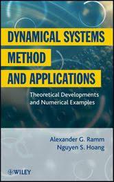 <b>Dynamical</b> Systems Method and Applications <b>Alexander G</b>. <b>Ramm</b> ...