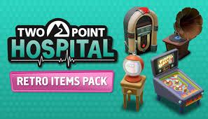 <b>Two Point Hospital</b>: <b>Retro</b> Items Pack on Steam