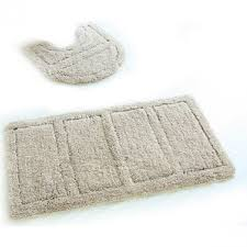 <b>Набор ковриков</b> для ванной комнаты <b>IDDIS</b> Beige <b>Landscape</b> ...