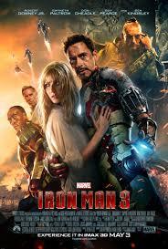Iron Man 3 (Iron Man 3: El Hombre de Hierro) 2013