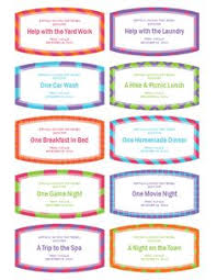 Coupon, This morning and Laundry on Pinterest Birthday gift coupons - Templates - Office.com