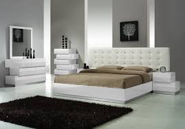 Modern Chairs For Bedroom Milan Modern Bedroom Set