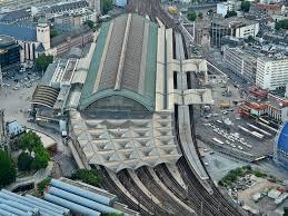 Stazione di Köln Hauptbahnhof
