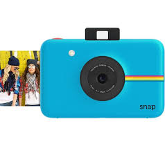 Камера моментальной печати <b>Polaroid Snap Blue</b> купить на ...