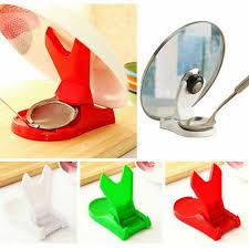 <b>1PCS Spoon Pot</b> Lids <b>Shelf</b> Cooking Storage Kitchen Decor Tool ...