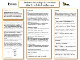 writing resources occupational science and occupational therapy purdue university online writing lab owl apa guideline overview