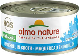 <b>Almo Nature</b> HQS Natural Mackerel, Grain Free, Additive Free, <b>Adult</b> ...