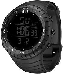 SENORS Sport Watch Men Outdoor Digital Watches ... - Amazon.com