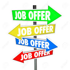 job offers on several arrow signs new career opportunities and job offers on several arrow signs new career opportunities and work recruitment that you have to