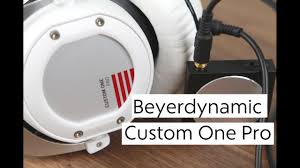 Обзор <b>наушников Beyerdynamic Custom One</b> Pro - YouTube