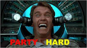 Party Hard | Know Your Meme via Relatably.com