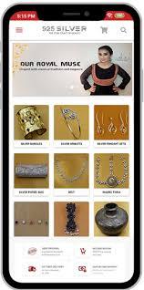 Buy Pure <b>925 Silver Jewellery</b> Online in India   <b>925silverjaipur</b>