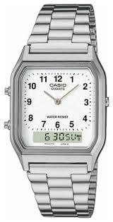 Наручные <b>часы CASIO AQ</b>-<b>230A</b>-<b>7B</b> — купить по выгодной цене ...