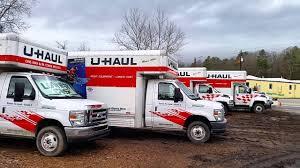 Uhaul Truck S U Haul Truck Rentals Open 7 Days In Asheville Nc Youtube