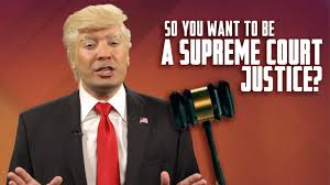 So <b>You Want to</b> Be a <b>Supreme</b> Court Justice? - YouTube