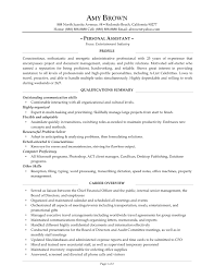 sample resume personal assistant template qrlupjg the best sample resume personal assistant template qrlupjg
