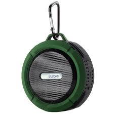 C6 Waterproof Speaker Big Suction Cup Dustproof <b>Bluetooth</b> Audio ...