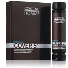 L'Oreal Professionnel <b>Тонирующий гель для седых</b> волос Homme ...