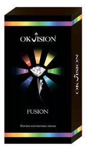 <b>Цветные контактные линзы Fusion</b> Colors Plano (2 линз), купить ...