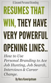cheap personal branding tips personal branding tips deals on get quotations · resumes that win they have very powerful opening lines how to use personal
