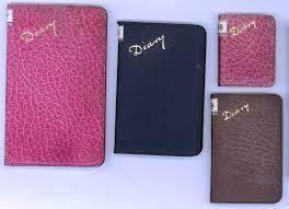 words short essay on diaries