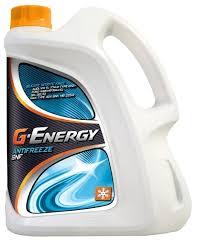 G-Energy Antifreeze SNF 40 (<b>оранжевый</b> концентрат) на основе ...
