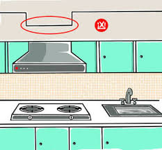 do not have beam above your stove bedroom face kitchen bad feng shui