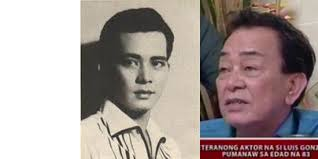 Veteran actor Luis Gonzales died last night due to complications of pneumonia. Gonzales and Gloria Romero were a famous love team during the 1950s and ... - d7da8b3de